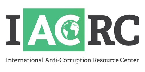 International Anti-Corruption Resource Center attacks corruption around the world