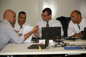 Egypt's ACA attend Anti-Corruption Investigations and Audit Training workshop